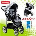Детская прогулочная коляска Adbor Mio L01