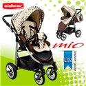 Детская прогулочная коляска Adbor Mio L02