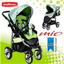 Детская прогулочная коляска Adbor Mio L03