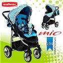 Детская прогулочная коляска Adbor Mio L04