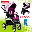 Детская прогулочная коляска Adbor Mio L05