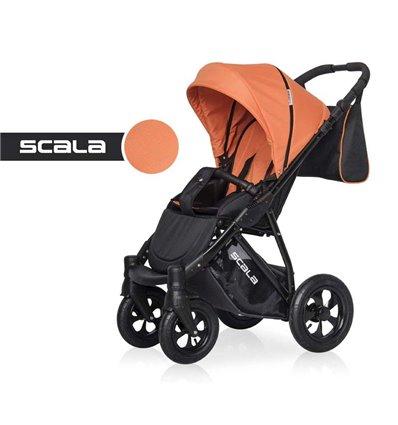 Детская прогулочная коляска Riko Scala 05 Red