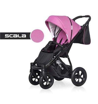 Детская прогулочная коляска Riko Scala 07 Lilac