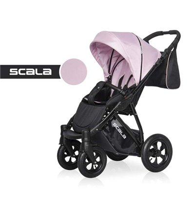Детская прогулочная коляска Riko Scala 09 Pink