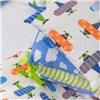 Детский постельный комплект Маленькая Соня Baby Design Самолеты
