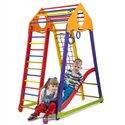 Детский спортивный комплекс для дома SportBaby BambinoWood Color Plus 1