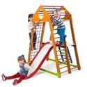 Детский спортивный комплекс для дома SportBaby BambinoWood Plus 2