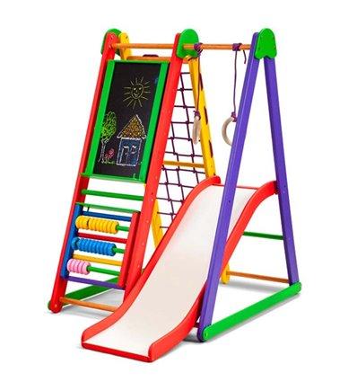 Детский спортивный комплекс для дома SportBaby Kind-Start-2