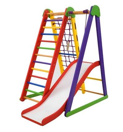 Детский спортивный комплекс для дома SportBaby Kind-Start-4