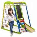 Детский спортивный комплекс для дома SportBaby SportWood Plus