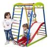 Детский спортивный комплекс для дома SportBaby SportWood Plus 1