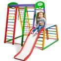 Детский спортивный комплекс для дома SportBaby Акварелька Plus 1-1