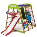 Детский спортивный комплекс для дома SportBaby Карамелька Plus 3