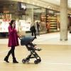 Детская прогулочная коляска Lionelo Lea джинс