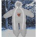 Комбинезон трансформер Ontario Baby Walk (от +10°C до -20°C) белый 343