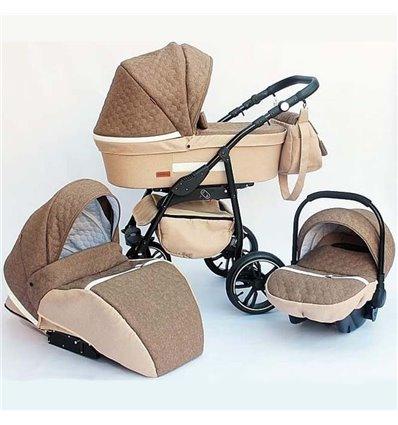 Детская коляска 2 в 1 Natigo Frido NF-07