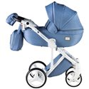Детская коляска 2 в 1 Adamex Luciano Q-4