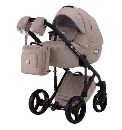 Детская коляска 2 в 1 Adamex Luciano Y-42-A