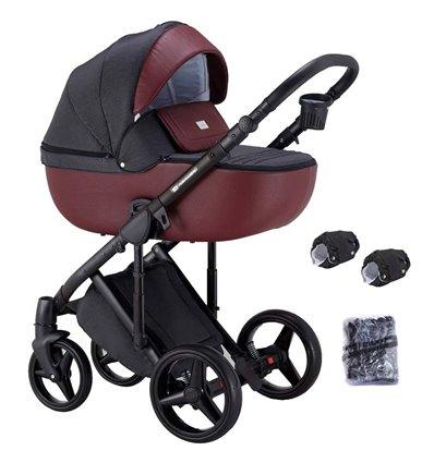 Детская коляска 2 в 1 Adamex Luciano Y-60