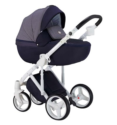 Детская коляска 2 в 1 Adamex Luciano Y-130-A