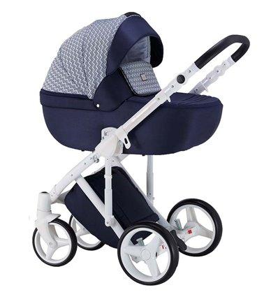 Детская коляска 2 в 1 Adamex Luciano Q-203