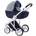 Дитяча коляска 2 в 1 Adamex Luciano Q-203
