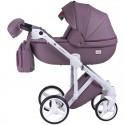 Дитяча коляска 2 в 1 Adamex Luciano Q-115 еко-шкіра