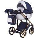 Детская коляска 2 в 1 Adamex Luciano Y-809