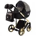 Детская коляска 2 в 1 Adamex Luciano Y-842
