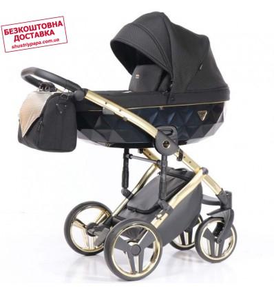 Детская коляска 2 в 1 Tako Junama Onyx 03 Gold