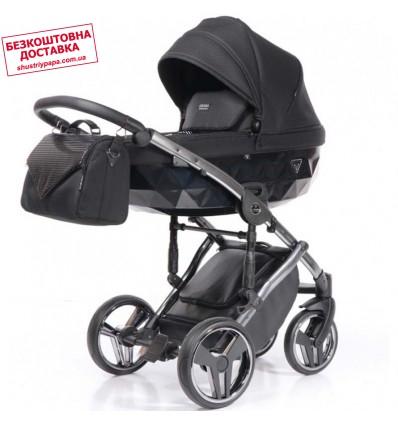 Детская коляска 2 в 1 Tako Junama Onyx 04 Black
