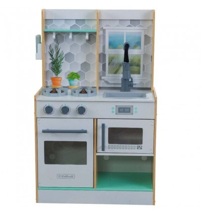Детская кухня KidKraft Lets Cook 53433
