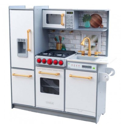 Детская кухня KidKraft Uptown Elite 53437