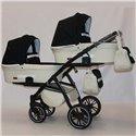 Универсальная коляска для двойни Natigo Frido Duo NFD-08