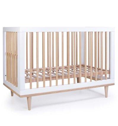 Детская кроватка Верес Соня ЛД2 Нью-Йорк буковая