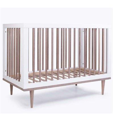 Детская кроватка Верес Соня ЛД2 Нью-Йорк капучино