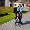 Детская прогулочная коляска 4Baby Moody 2020 Limited Aqua