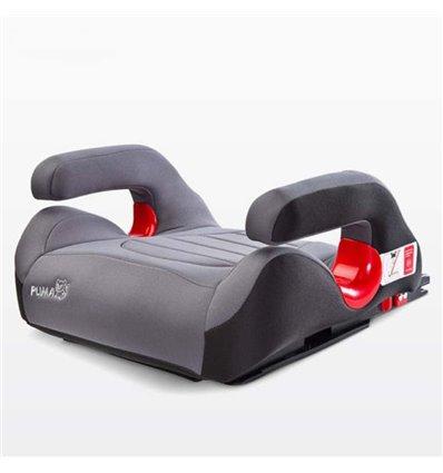 Автокресло-бустер детское Caretero Puma Isofix grey, 15-36 кг