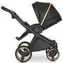 Дитяча коляска 2 в 1 Verdi Mirage Soft Gold 2 Black