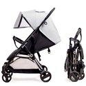 Детская прогулочная коляска Ninos Mini 2 Light Grey