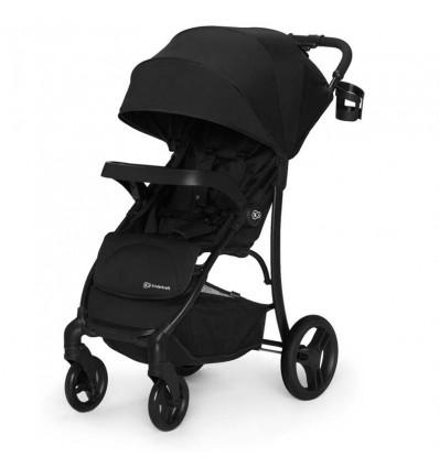 Детская прогулочная коляска Kinderkraft Cruiser Black