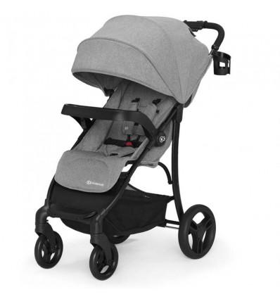 Детская прогулочная коляска Kinderkraft Cruiser Grey