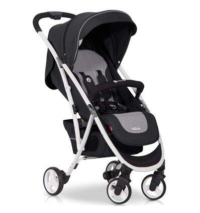 Детская прогулочная коляска Euro-Cart Volt Anthracite
