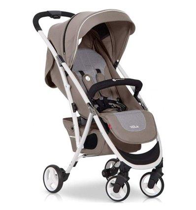 Детская прогулочная коляска Euro-Cart Volt Latte
