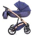 Детская коляска 2 в 1 Tako Laret Imperial 06 синяя