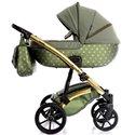 Дитяча коляска 2 в 1 Tako Laret Imperial 07 зелена