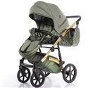 Детская коляска 2 в 1 Tako Laret Imperial 07 зеленая
