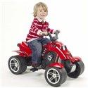 Квадроцикл педальный Falk 600 Quad Pirate красный