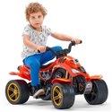 Квадроцикл педальный Falk 606D Dakar оранжевый