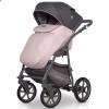 Детская коляска 2 в 1 Riko Basic Pastel 03 Powder Pink